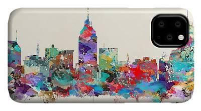 Fresco iPhone Cases
