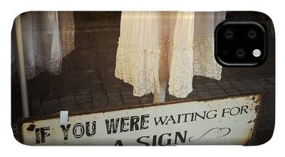 Funny Signs iPhone Cases