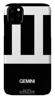 Gemini Digital Art iPhone Cases
