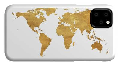Maps iPhone Cases