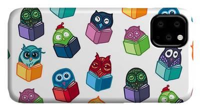 Character Digital Art iPhone Cases