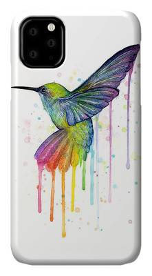 Small Birds iPhone Cases