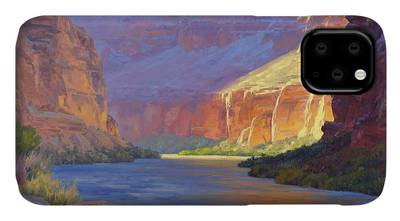 Colorado River Paintings iPhone Cases