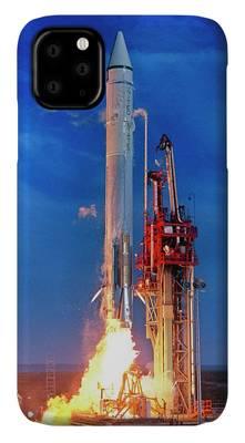Atlas Centaur Iphone Cases Fine Art America