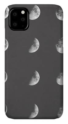 Moon And Stars iPhone Cases