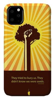 Obey Paintings iPhone Cases