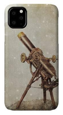 Full Moon iPhone Cases