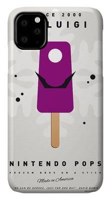 Designs Similar to My Nintendo Ice Pop - Waluigi