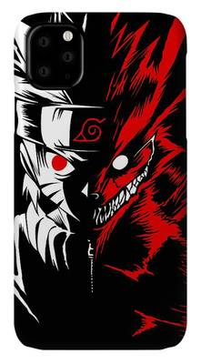 itachi Art Naruto Anime iphone case