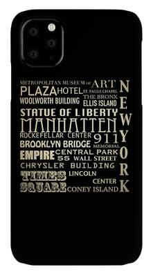 The Metropolitan Museum Of Art Digital Art iPhone Cases