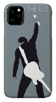 Born In The Usa iPhone Cases