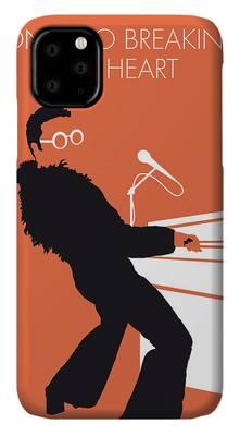 Art Elton John iPhone Cases