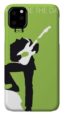 Buddy Holly iPhone Cases
