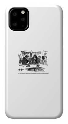 Botticelli Drawings iPhone Cases