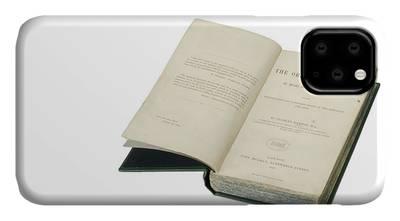 Origin of Species iPhone 11 case