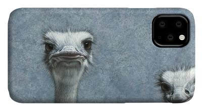 Ostrich iPhone Cases