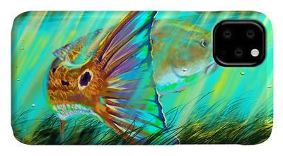 Sailfish iPhone Cases