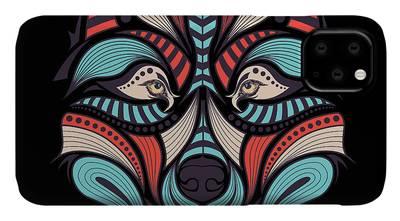 Hoops Digital Art iPhone Cases