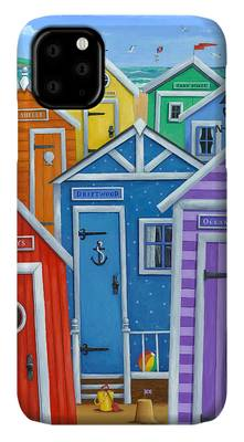 Seaside Photographs iPhone Cases