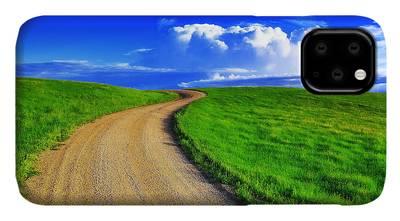 Rural Scene iPhone Cases