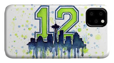 Seattle Seahawks iPhone Cases