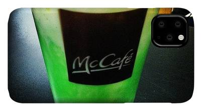 Mccafe iPhone Cases