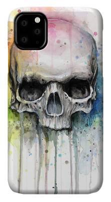 Designs Similar to Skull Watercolor Painting