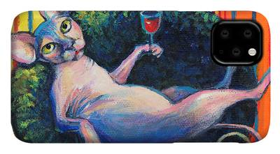 Sphynx Cat iPhone Cases
