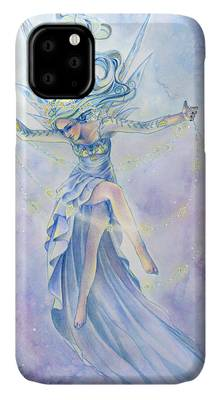 Crystals iPhone Cases