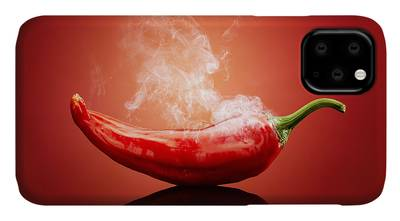 Peppers iPhone Cases