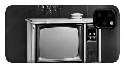 1970 Admiral Black And White Portable Tv Repair Youtube