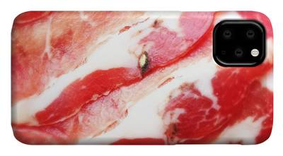 Meat iPhone Cases