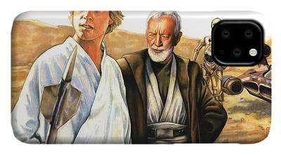 Star Wars Episode iPhone Cases