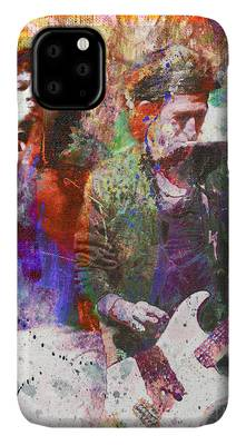 Rock N Roll The Rolling Stones iPhone Cases