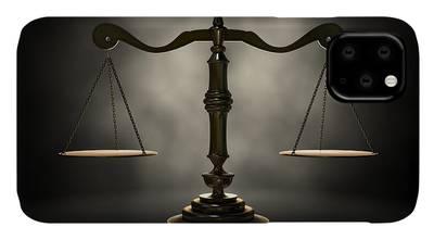 Fairness Digital Art iPhone Cases