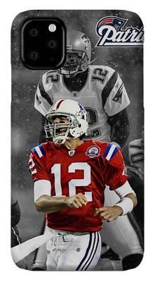 Tom Brady iPhone Cases
