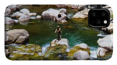 Lake Mendocino Iphone Cases Fine Art America
