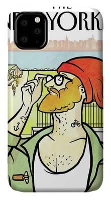 DOCTOR WHO CROSSWALK iphone case