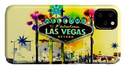 Nevada Digital Art iPhone Cases