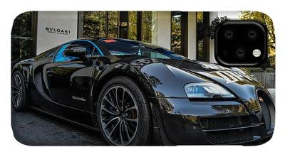 Bugatti Veyron Supersport iphone case