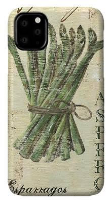 Asparagus iPhone Cases