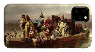 Knights Ferry iPhone Cases