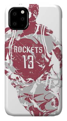 James Harden Houston Rockets 22 iphone case