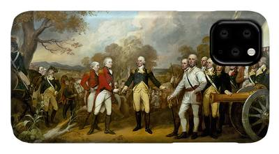 Historical Paintings iPhone Cases