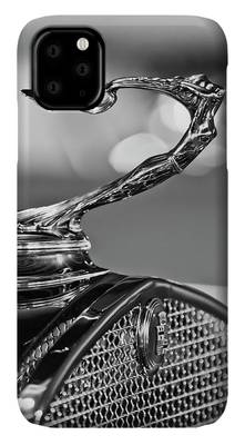 Cadillac Logo Black Retro iphone case