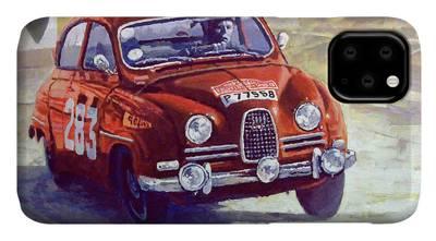 Erik Karlsson iPhone Cases