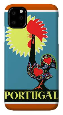 Portugal iPhone Cases