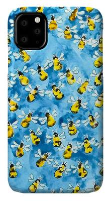 Bee Colonies iPhone Cases