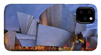 Concert Hall Photographs iPhone Cases