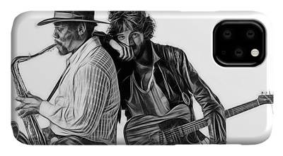 E Street Band iPhone Cases